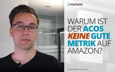 Amazon PPC: Warum der ACoS nicht die beste Messgröße ist