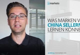 """Amazon Search: Das können Marken und Hersteller von """"China-Sellern"""" lernen"""