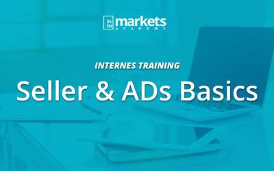 INTERN – Amazon Seller & Advertising Grundlagen