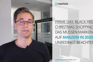 Amazon Prime Day, Black Friday und Christmas Shopping Tipps