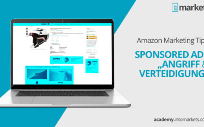 Amazon Advertising PPC Tipps: Angriffskampagnen