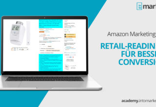 Amazon Marketing Tipps: Mit Retail Readiness Optimierung die Conversion verbessern